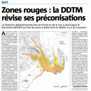 double peine pour les sinistrés des inondations à Biot
